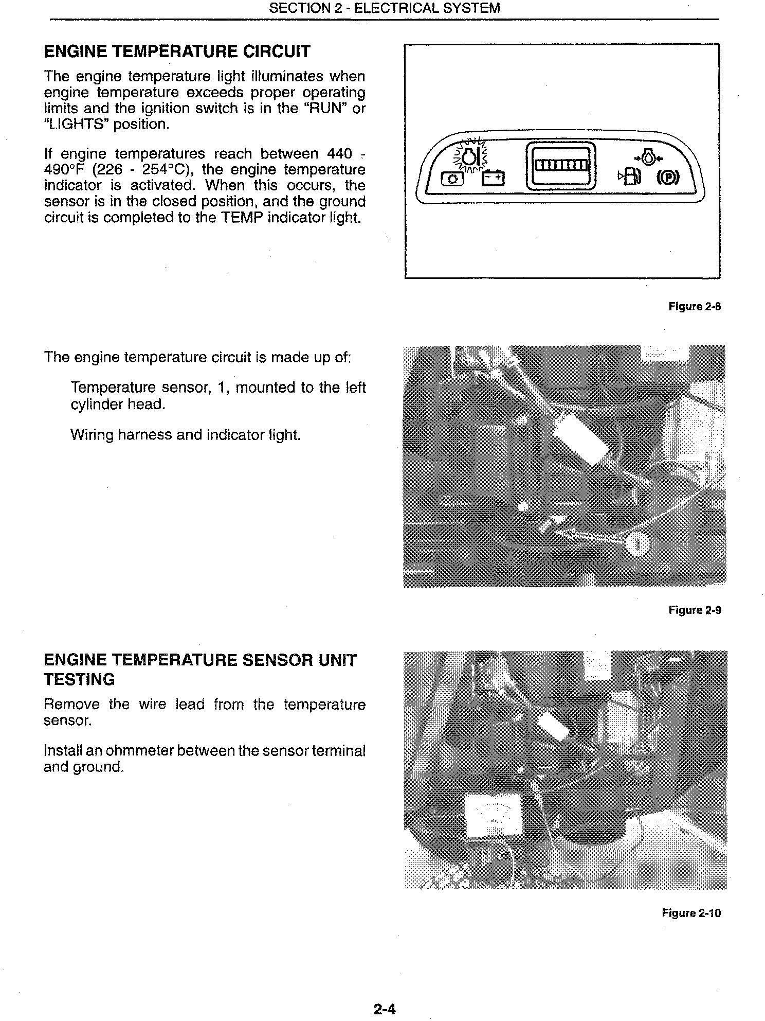 New Holland LS25, LS35, LS45, LS55 Yard Tractor Service Manual Service Manual - 1