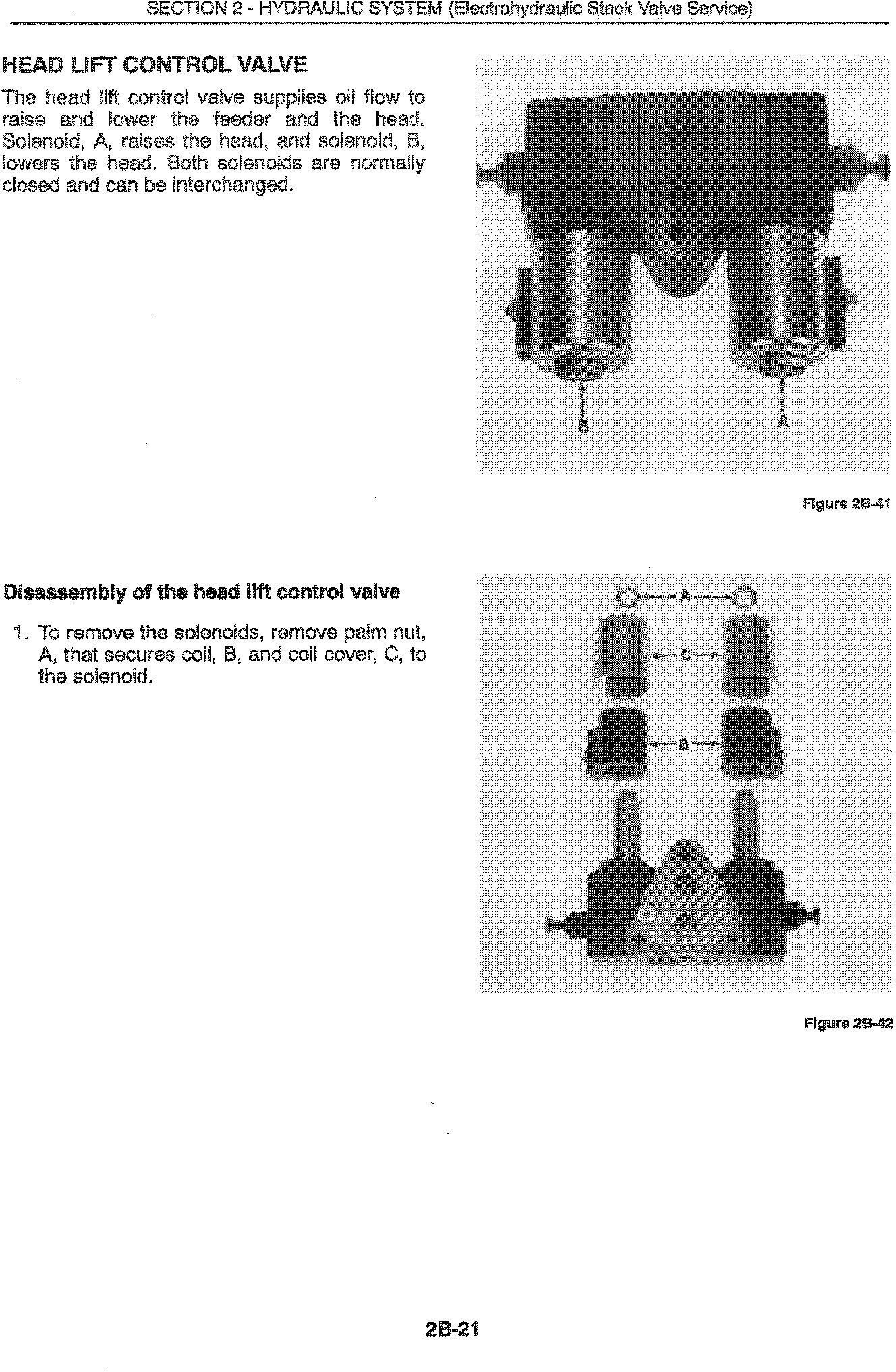 New Holland TR96, TR97, TR98 Combine Complete Service Manual - 3