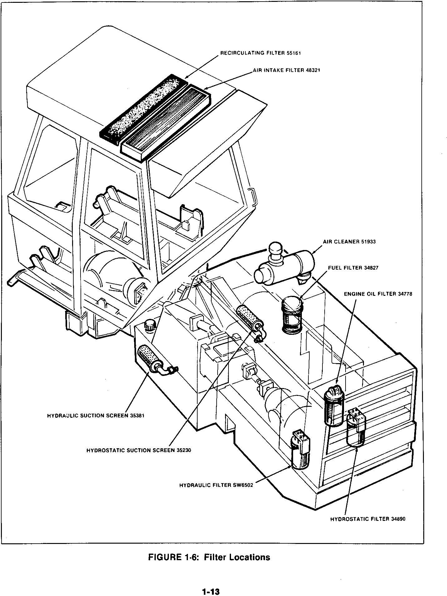 New Holland Versatile 150, 160 4WD Tractors (1977-1983) Service Repair Manual - 3