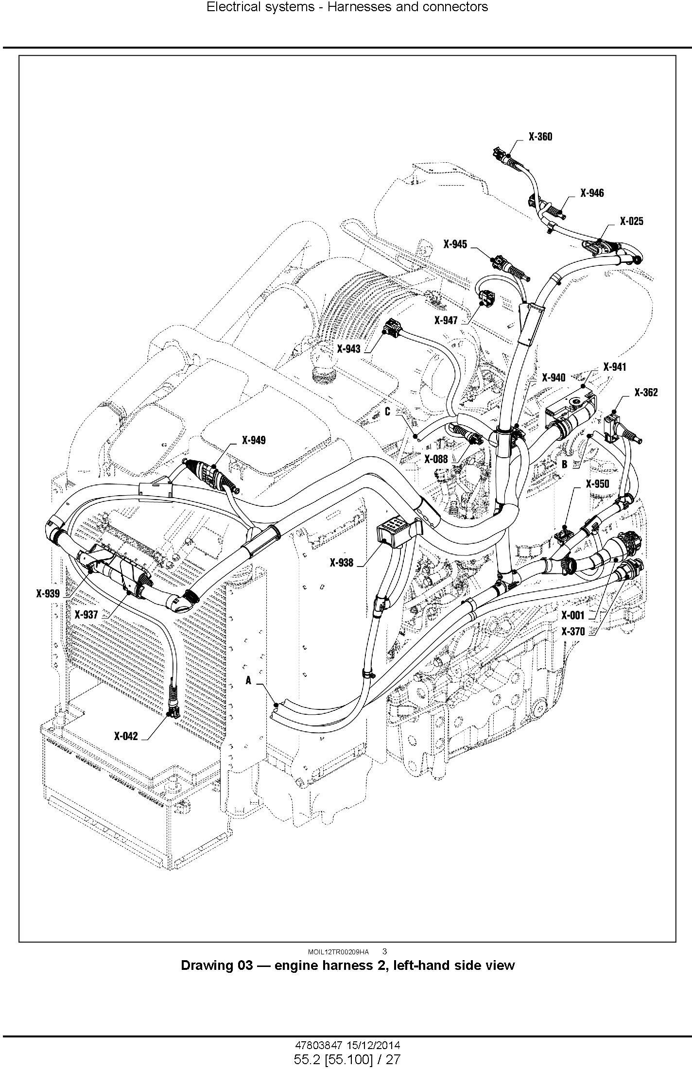 New Holland T4.75, T4.85, T4.95, T4.105, T4.115 Tractor Service Manual - 2