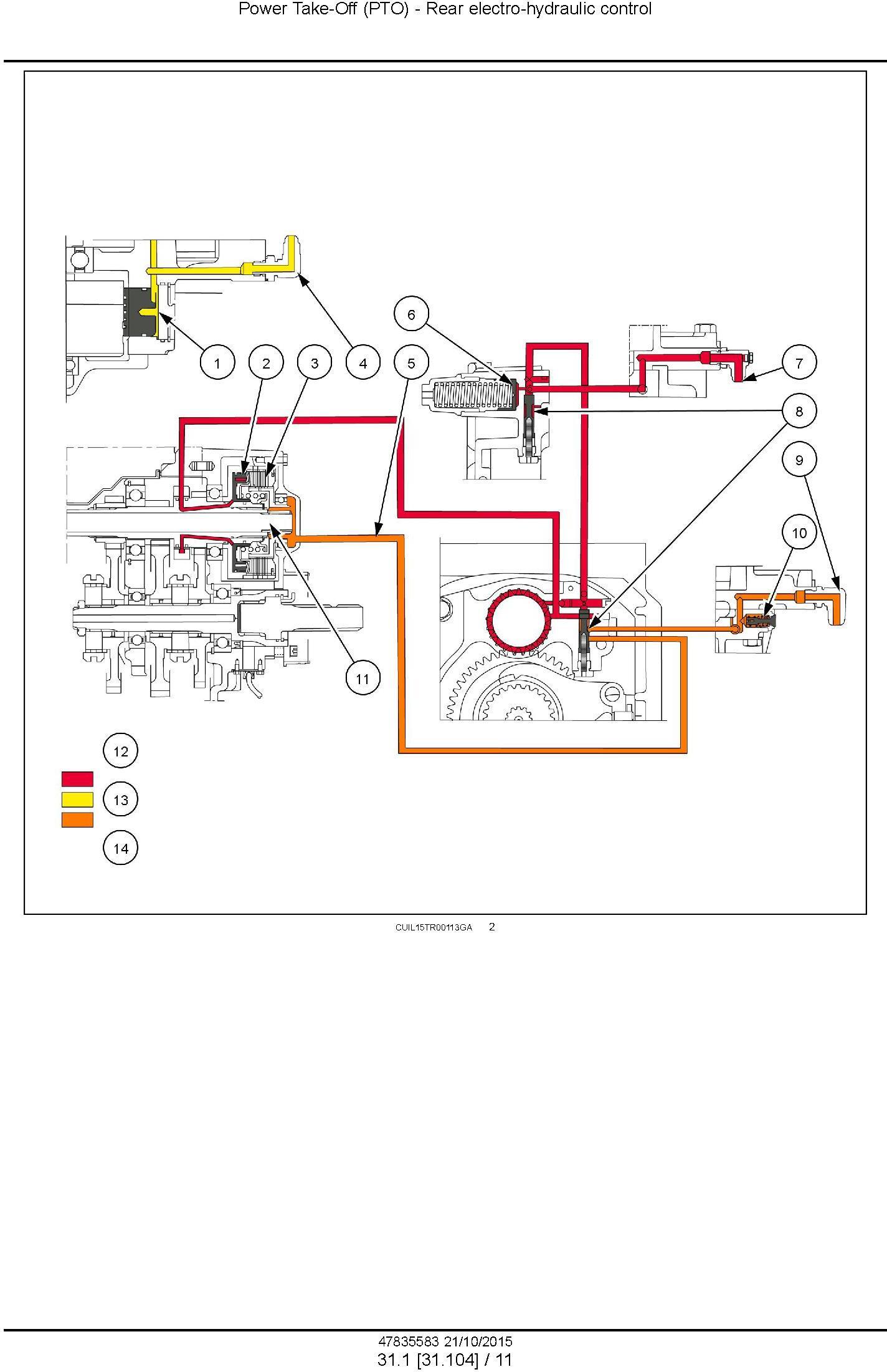 New Holland TL60E, TL75E, TL85E, TL95E Tractor Service Manual - 2