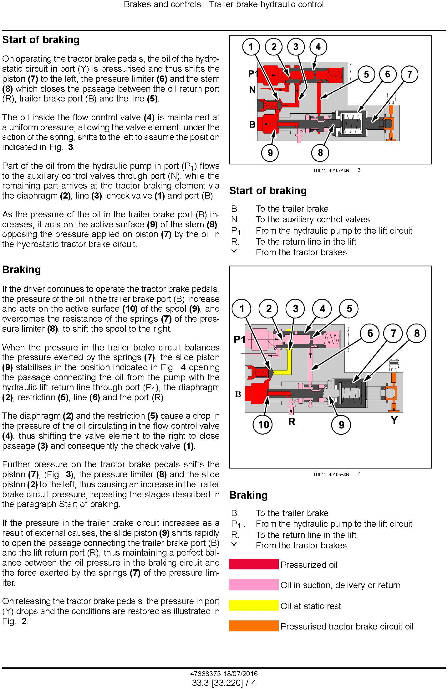 New Holland T4.75N T4.85N T4.95N T4.105N; T4.65V T4.75V T4.85V T4.95V T4.105V Tractor Service Manual - 1