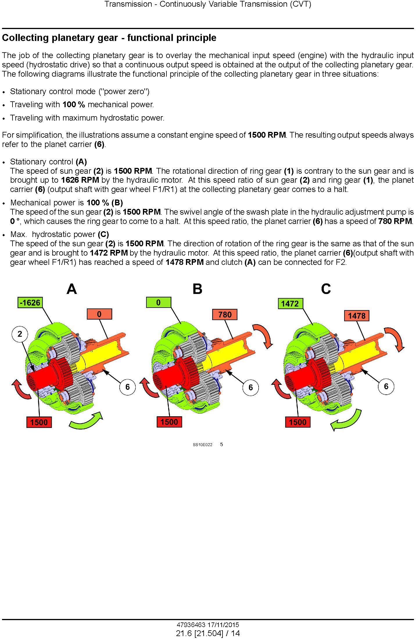 New Holland T7.175, T7.190, T7.210, T7.225 and AutoCommand Tier 4B final Tractor Service Manual - 3
