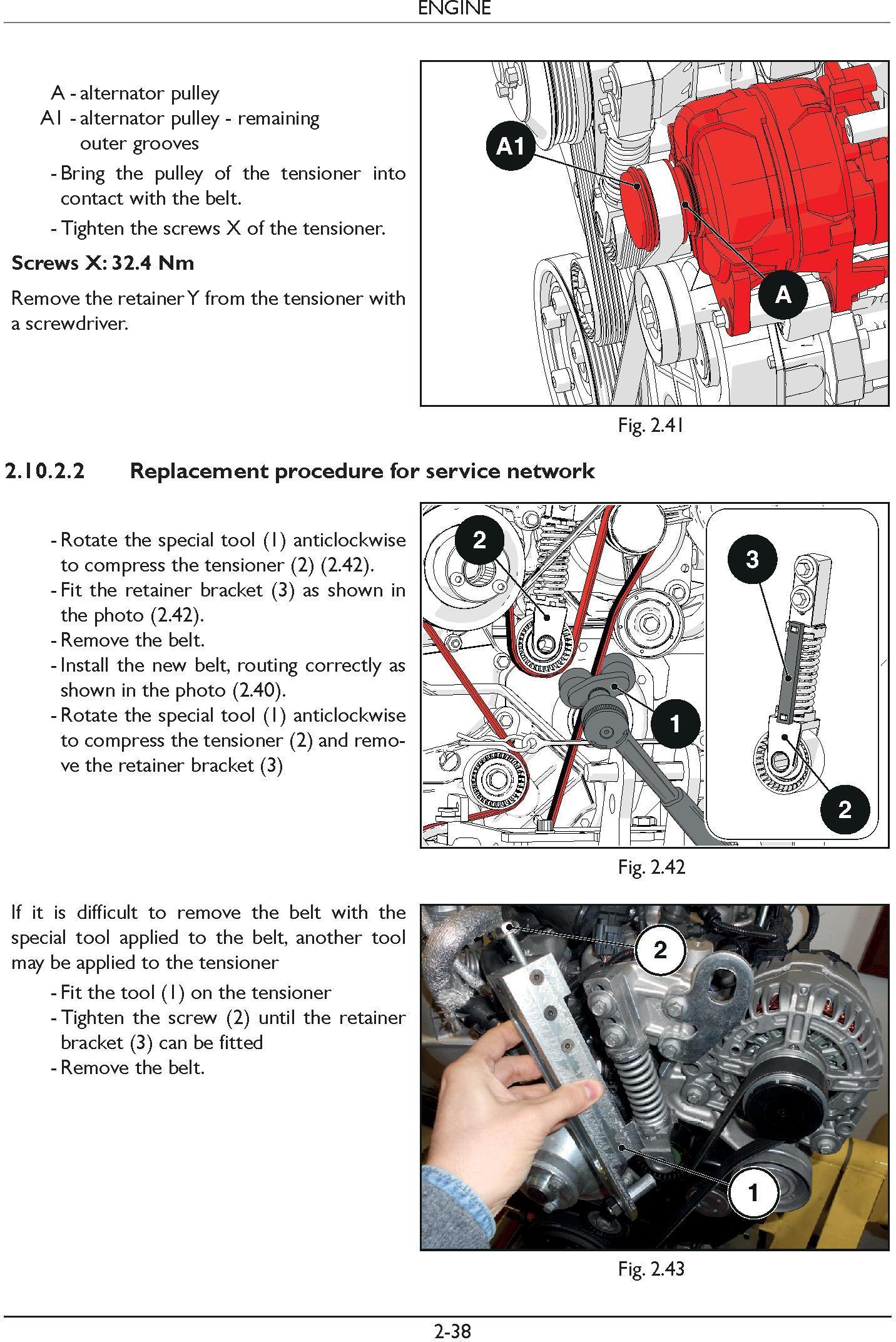 New Holland T4.90 FB, T4.100 FB, T4.110 FB Tractor Service Manual - 2