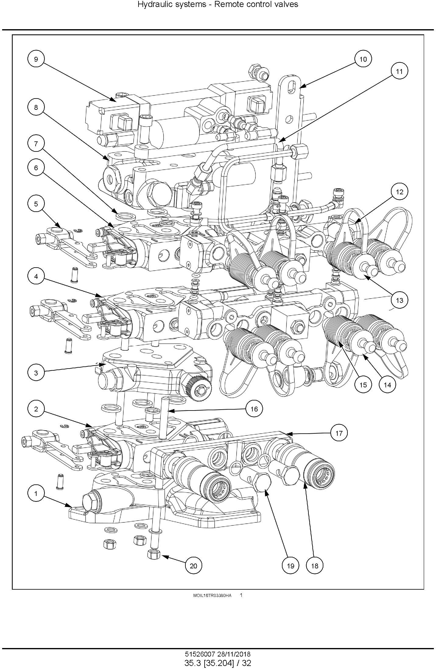 New Holland T4.80V/N, T4.90V/N, T4.100V/N, T4.110V/N Tractor Tier 4A and StageIIIB Service Manual - 2