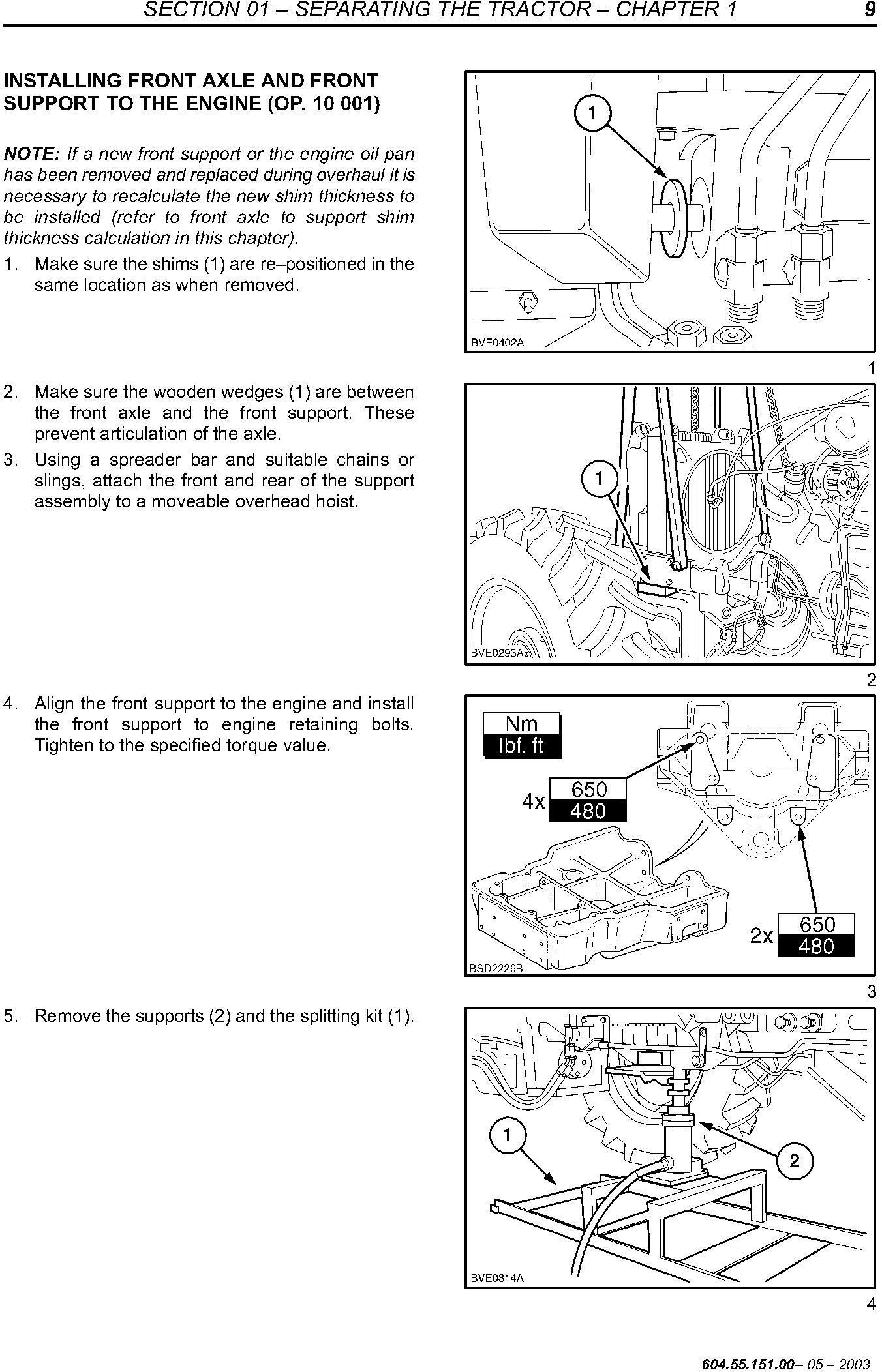 New Holland TS100A, TS110A, TS115A, TS125A, TS130A, TS135A Service Manual - 1