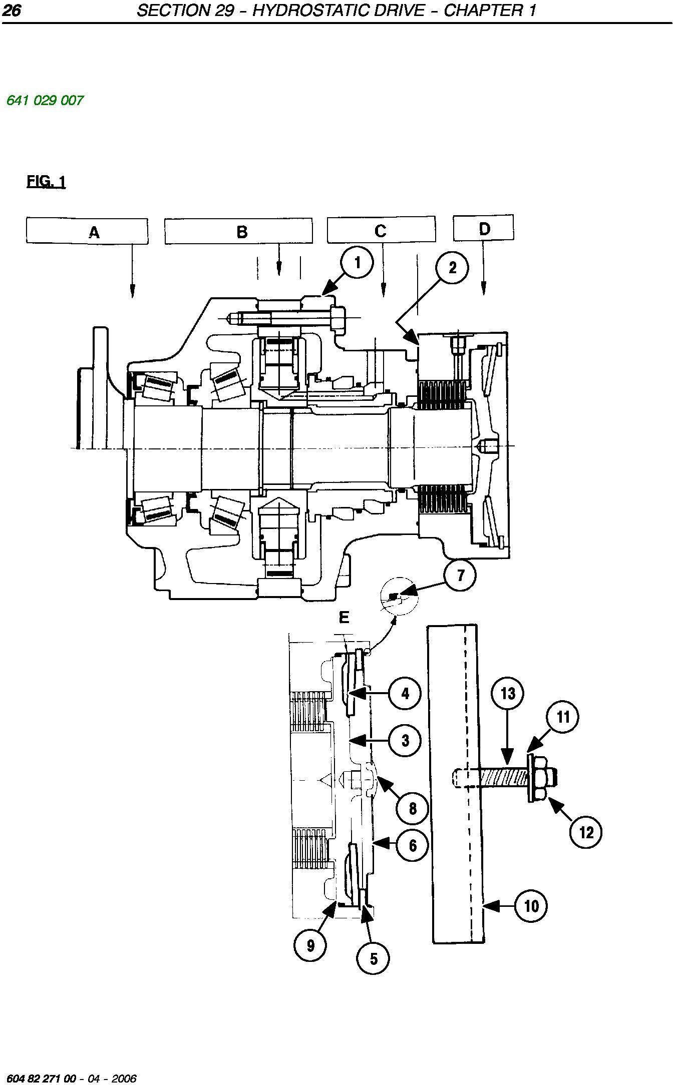 New Holland VN240, VN260 Grape Harvester Service Manual - 2
