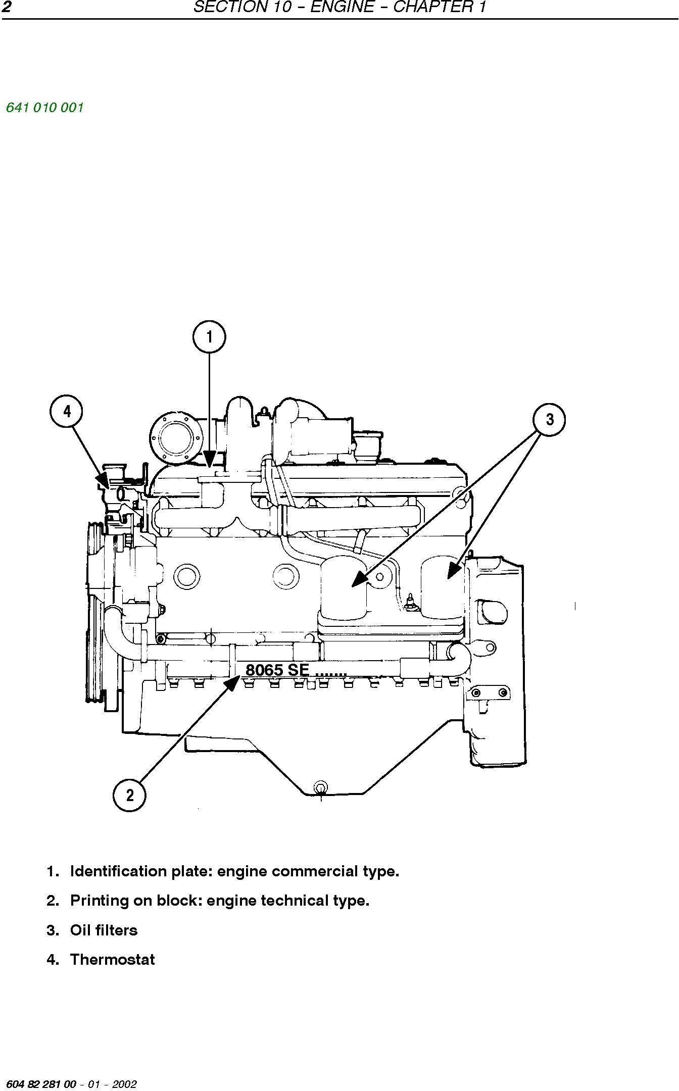 New Holland BRAUD SB65 Grape Harvester Service Manual - 2