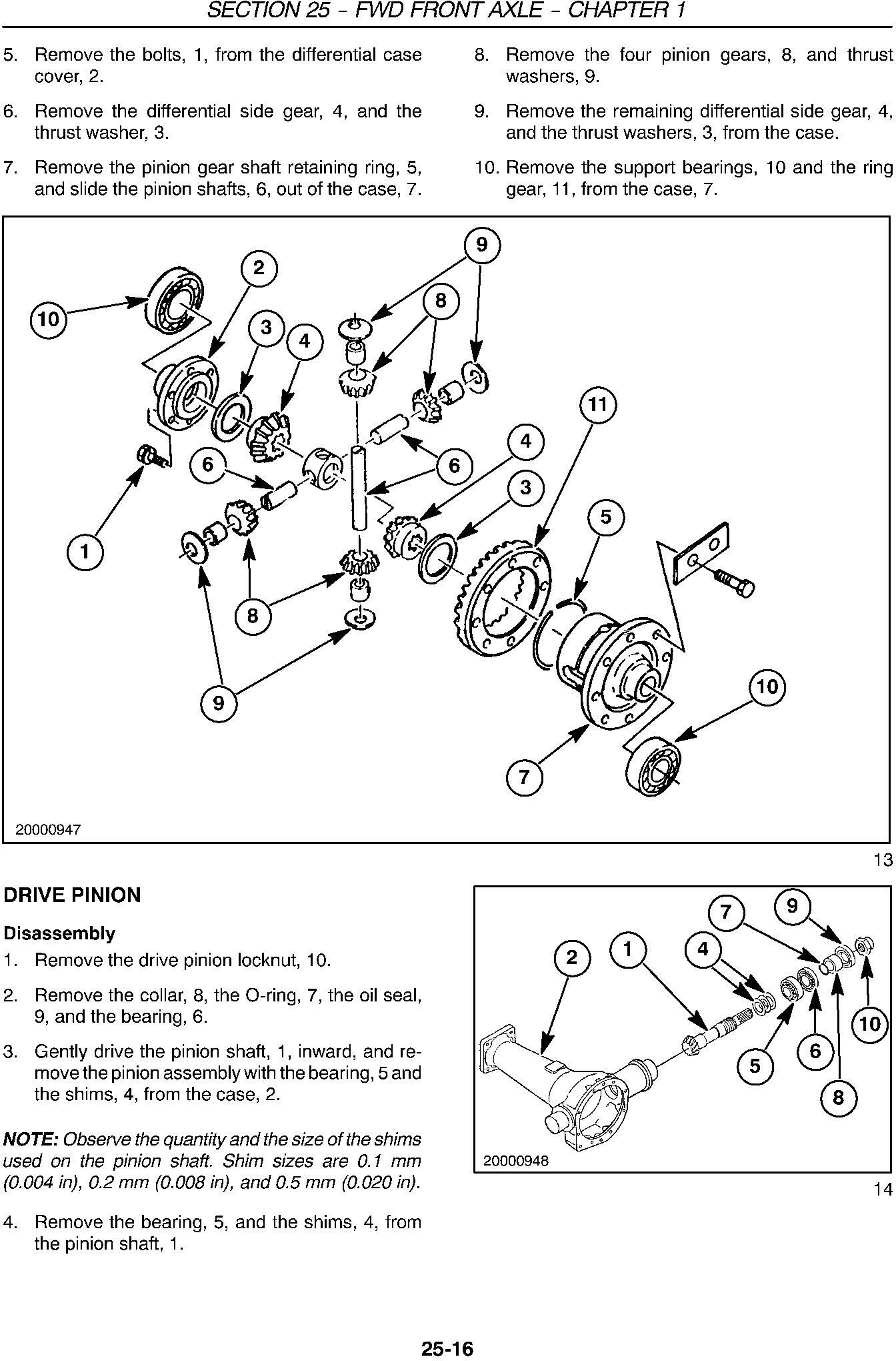 New Holland Boomer 3040, 3045, 3050 Tractor With Cab and CVT Transmission Service Manual - 2