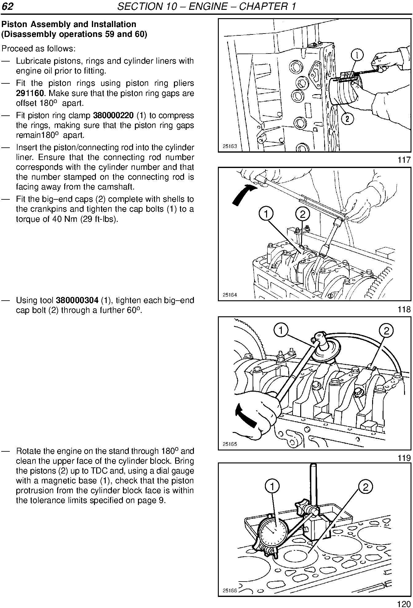 New Holland TD60, TD70, TD80, TD90, TD95 Straddle Mount Model Tractors Service Manual - 1