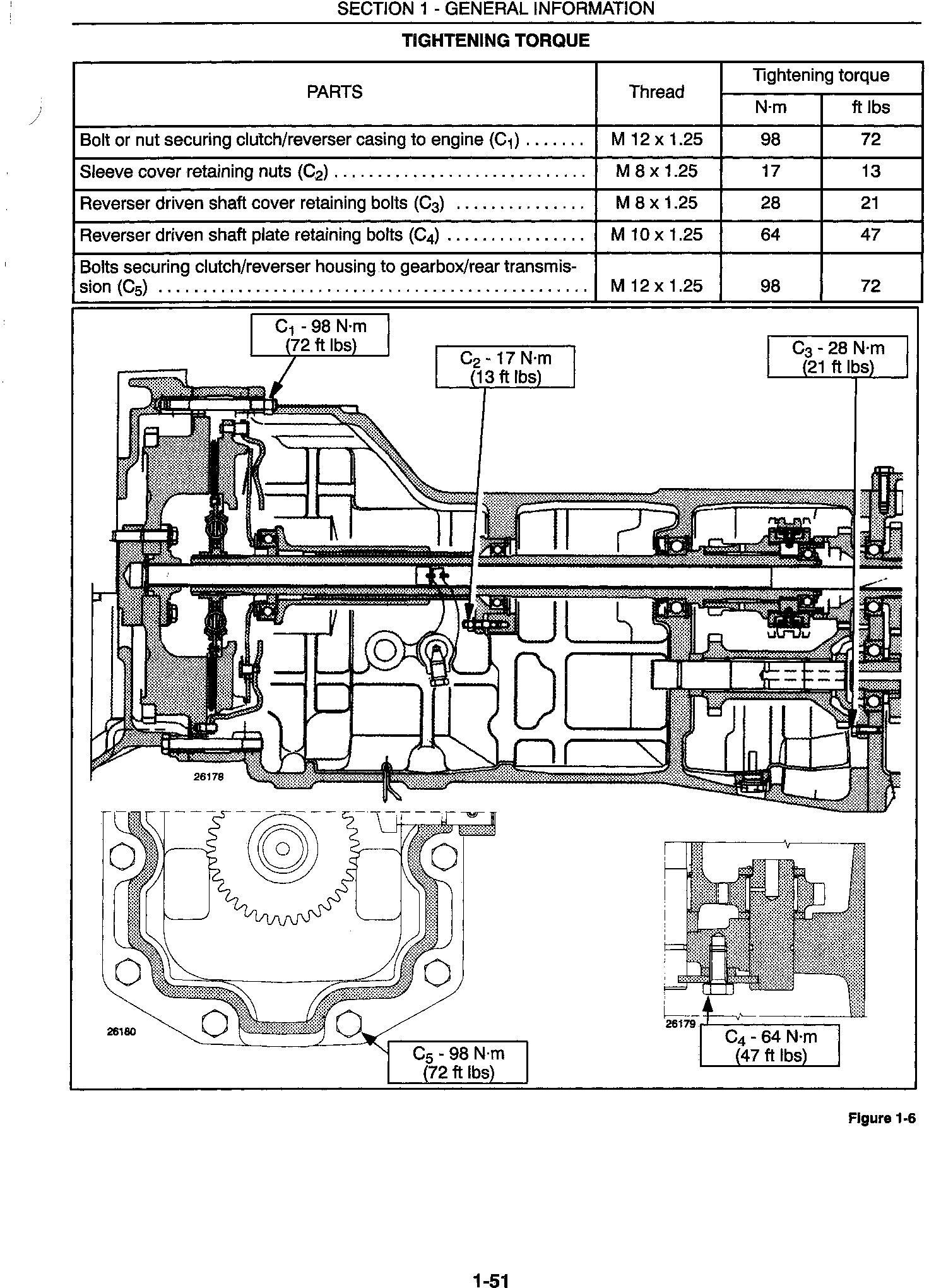 New Holland 4835, 5635, 6635, 7635 Tractor Complete Service Manual - 2