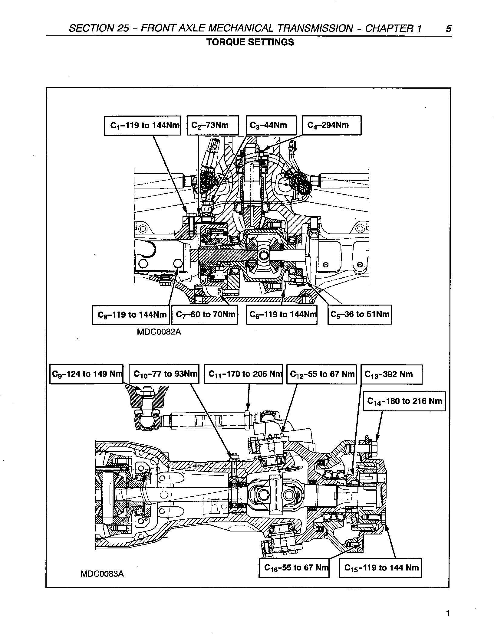 New Holland TN55V, TN65V, TN75V, TN65N, TN75N Tractor Complete Service Manual - 3
