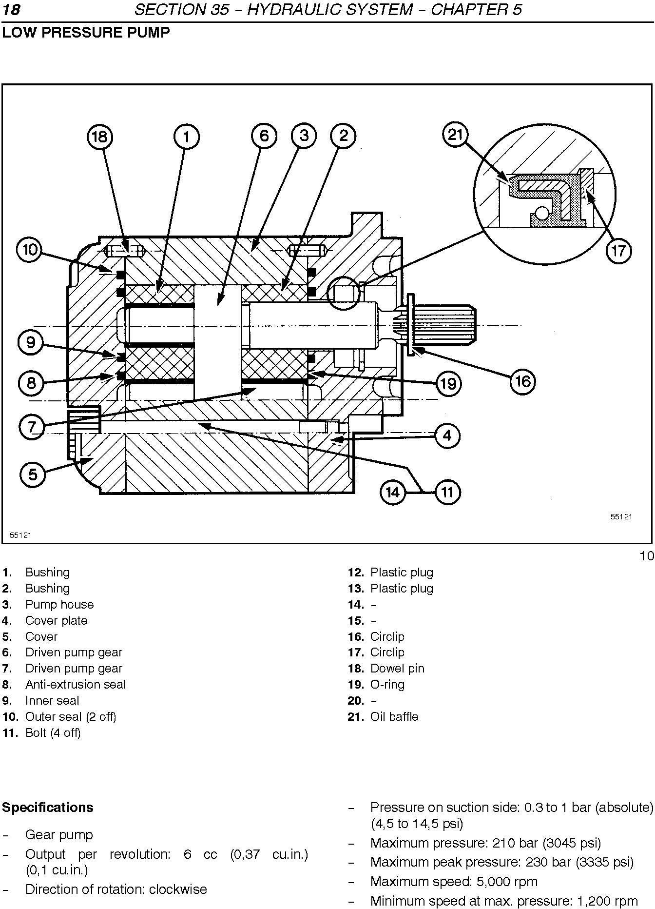 New Holland FX25, FX28, FX38, FX45, FX48, FX58 Forage Harvester Complete Service Manual - 1