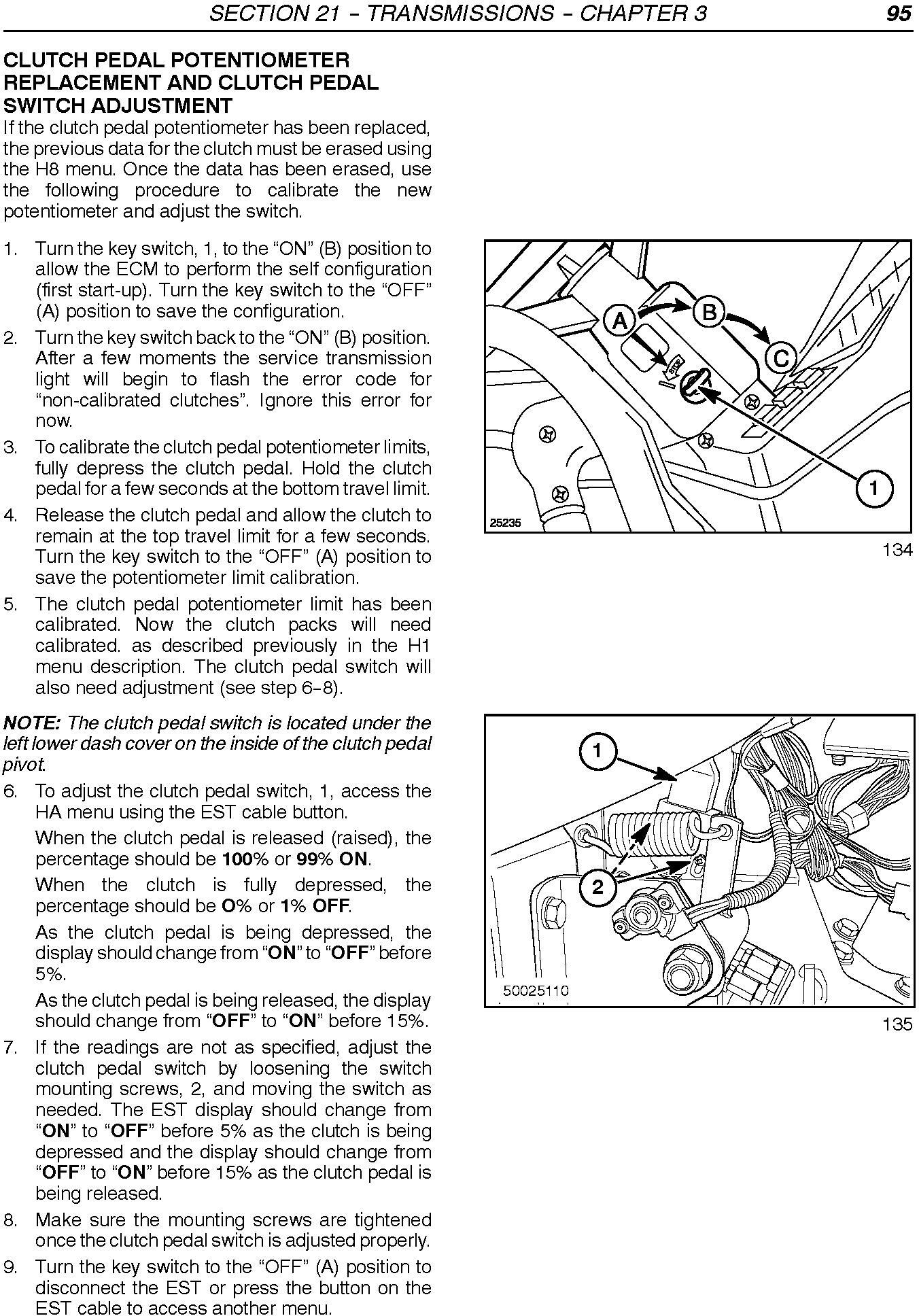 New Holland TN55D, TN65D, TN70D, TN75D, TN55S, TN65S, TN70S, TN75S Tractor Service Manual - 1