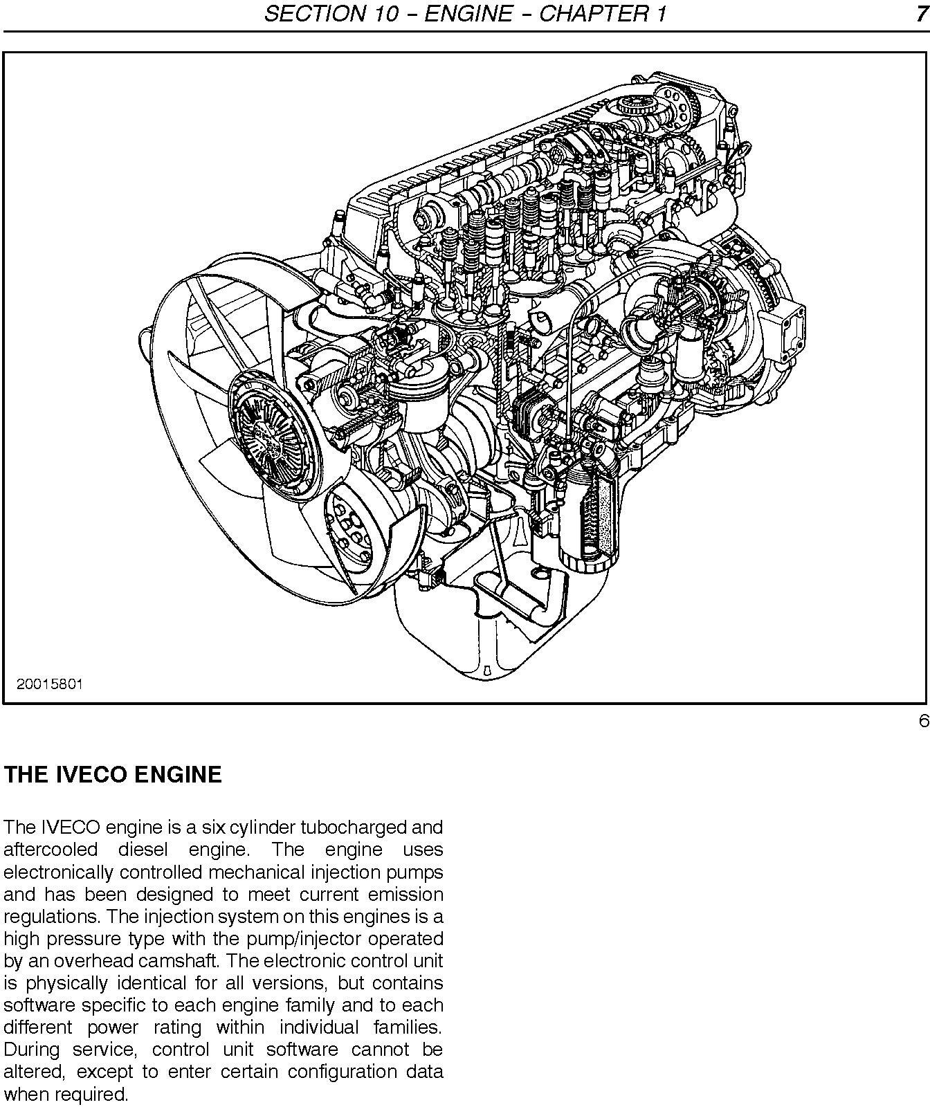 New Holland FX30 FX40 FX50 FX60 SP Forage Harvester Service Manual - 1
