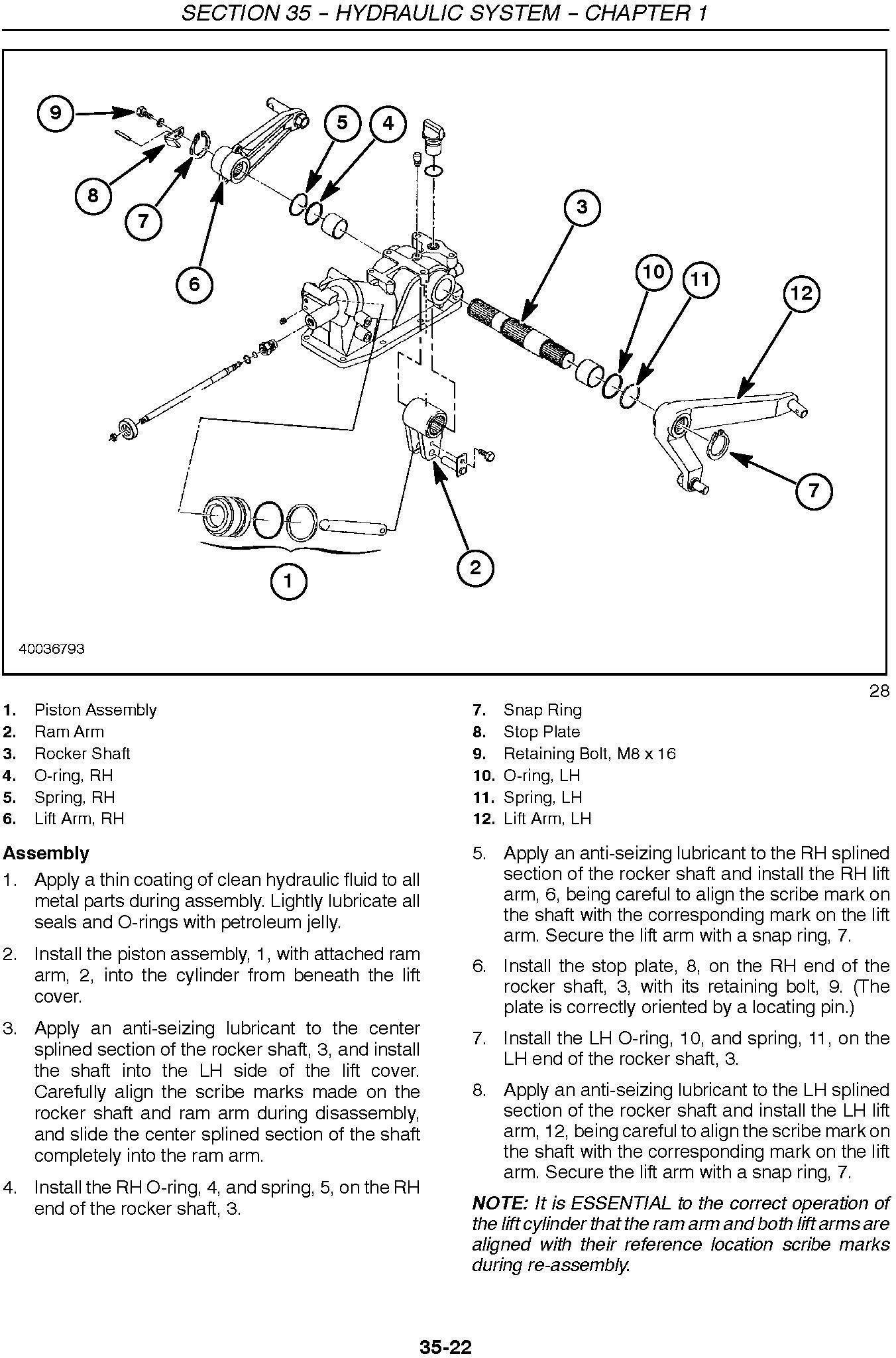 New Holland TZ18DA, TZ22DA, TZ24DA, TZ25DA Compact Tractor Complete Service Manual - 3