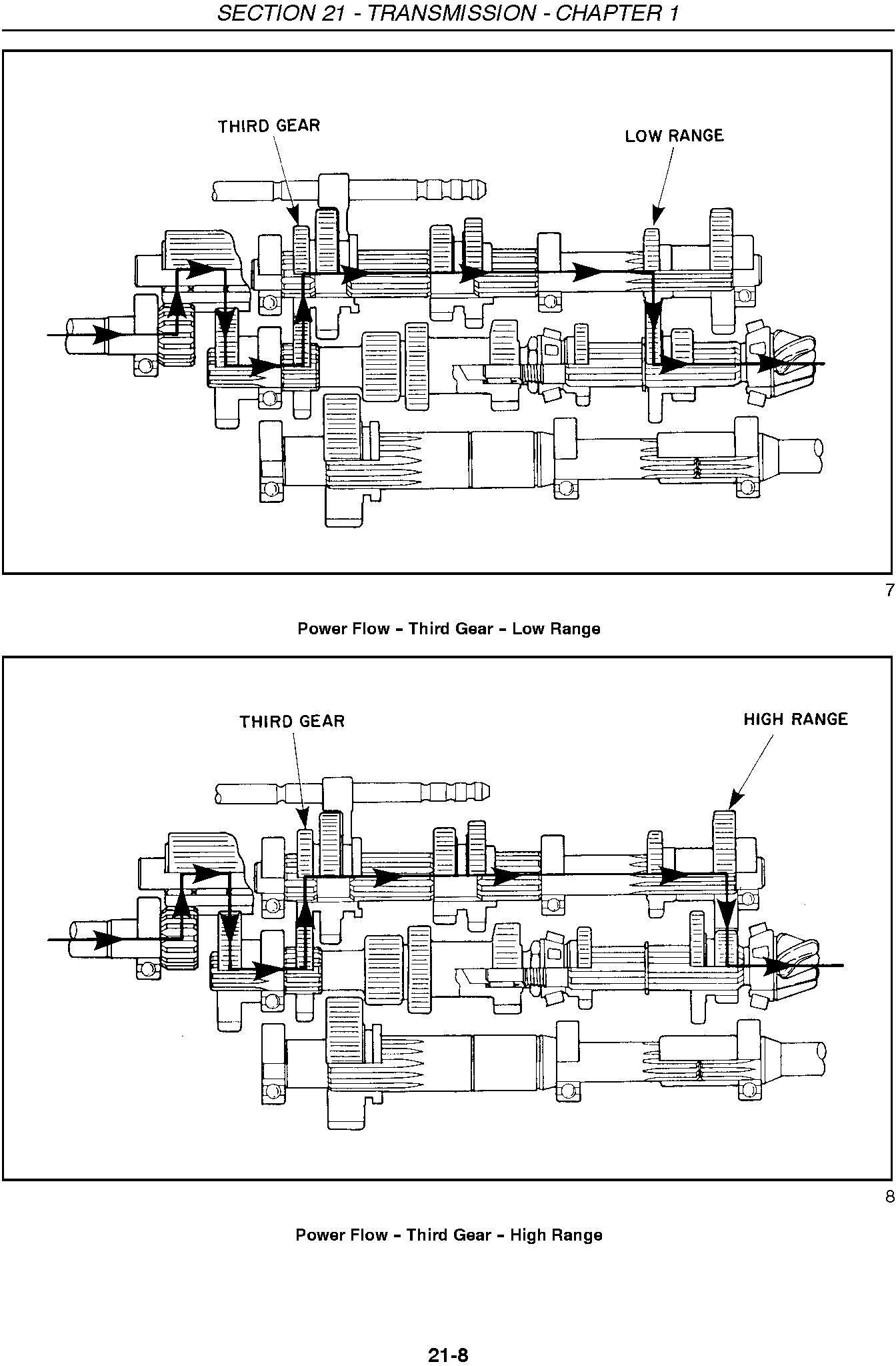 New Holland TC23DA, TC26DA Compact Tractors Complete Service Manual - 1