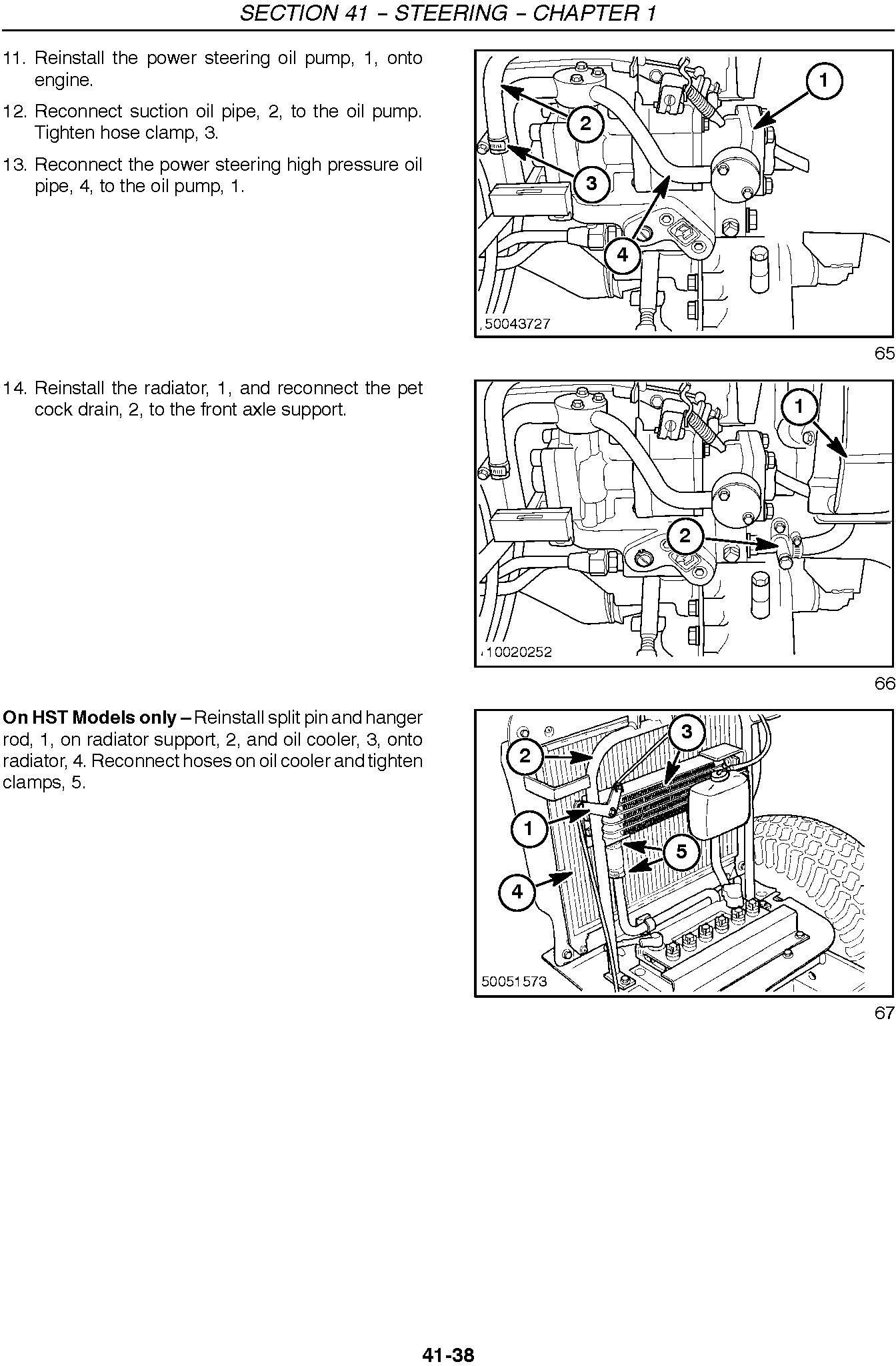 New Holland TC23DA, TC26DA Compact Tractors Complete Service Manual - 3