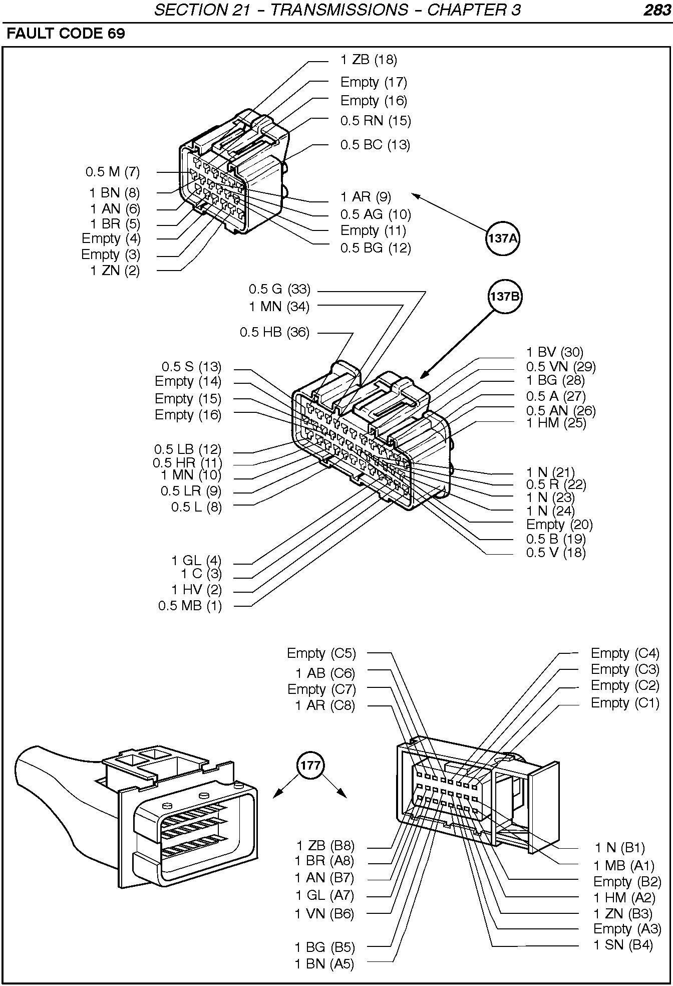 New Holland TN60DA, TN60SA , TN70DA, TN70SA, TN75DA, TM75SA, TN85DA, TN95DA Tractor Service Manual - 3