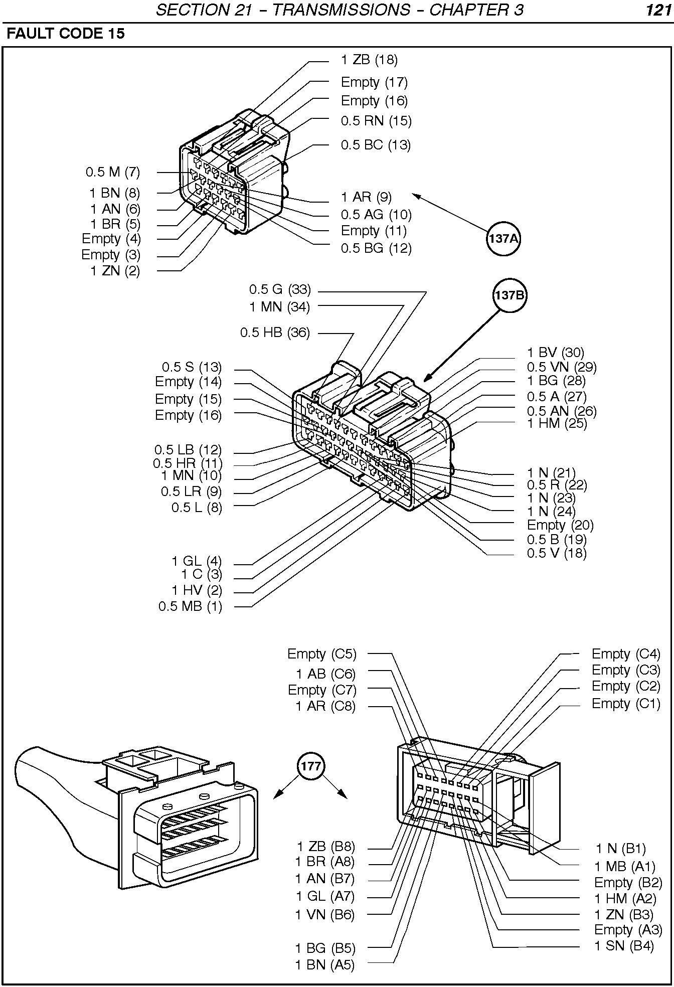 New Holland TN60A, TN70A, TN75A, TN85A, TN95A Tractors Complete Service Manual - 3
