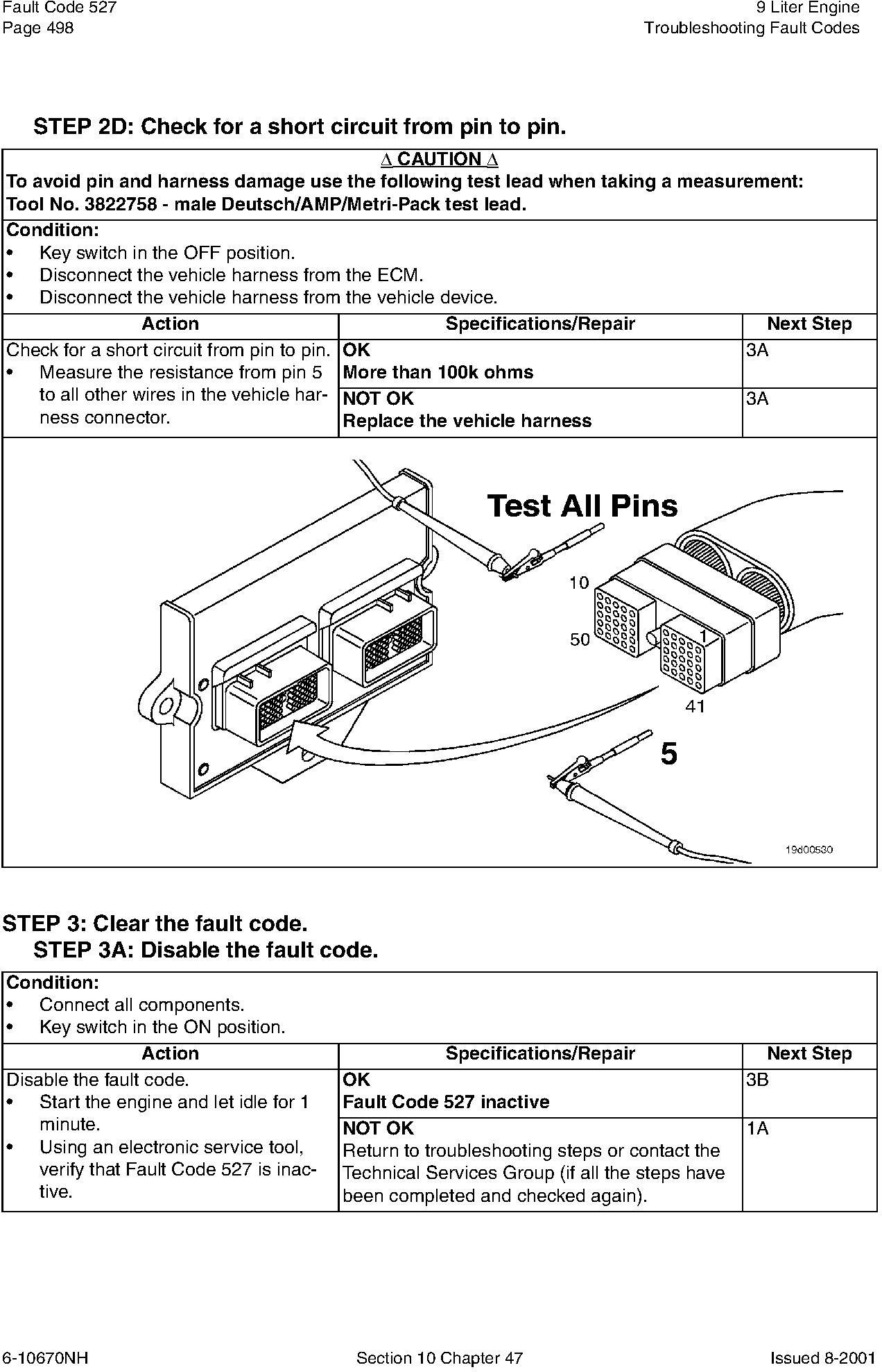 New Holland TJ275, TJ325, TJ375, TJ425, TJ450, TJ500 Tractors Complete Service Manual - 3