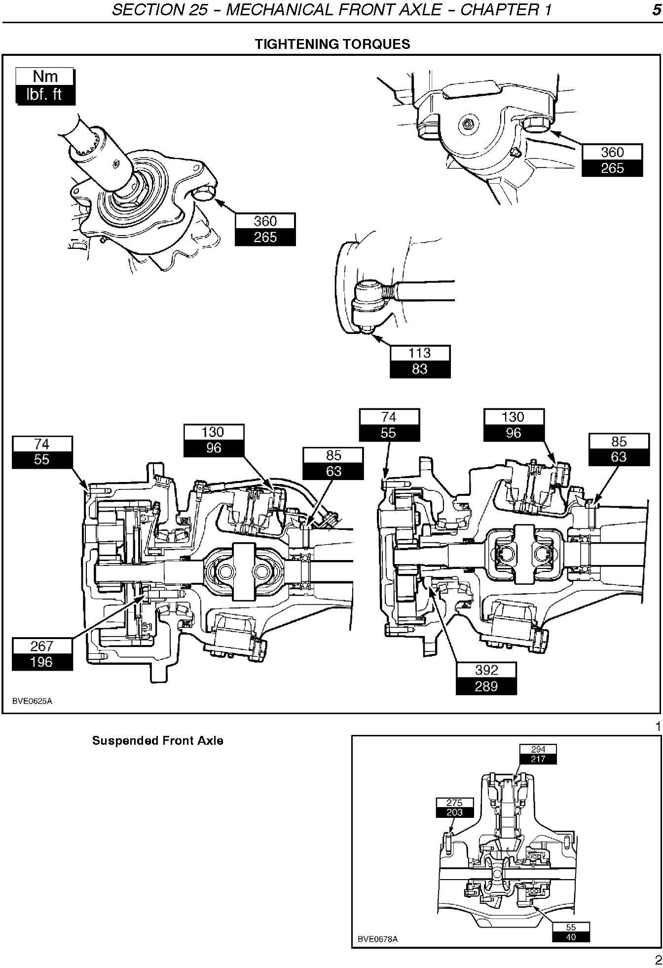New Holland TS100A, TS110A, TS115A, TS125A, TS130A, TS135A, T6010, T6020, T6030,T6050 Service Manual - 3