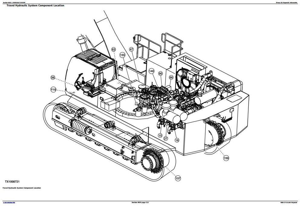 TM10009 - John Deere 850DLC Excavator Diagnostic, Operation and Test Service Manual - 3