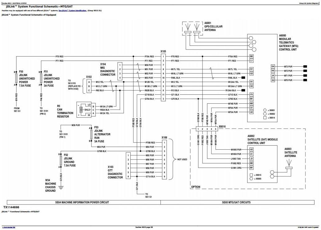 TM10227 - John Deere 315SJ Side Shift Loader (SN:-BE315SJ300868) Diagnostic, Operation & Test Manual - 1