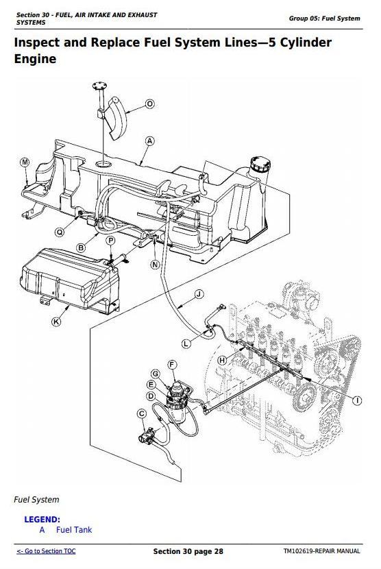 TM102619 - John Deere 5065M, 5075M, 5085M, 5095M, 5105M, 5105ML & 5095MH Tractors Repair Service Manual - 3