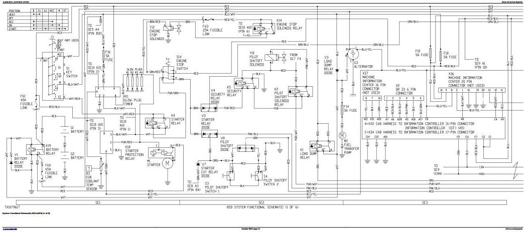 TM10754 - John Deere 85D Excavator Diagnostic, Operation and Test Service Manual - 1