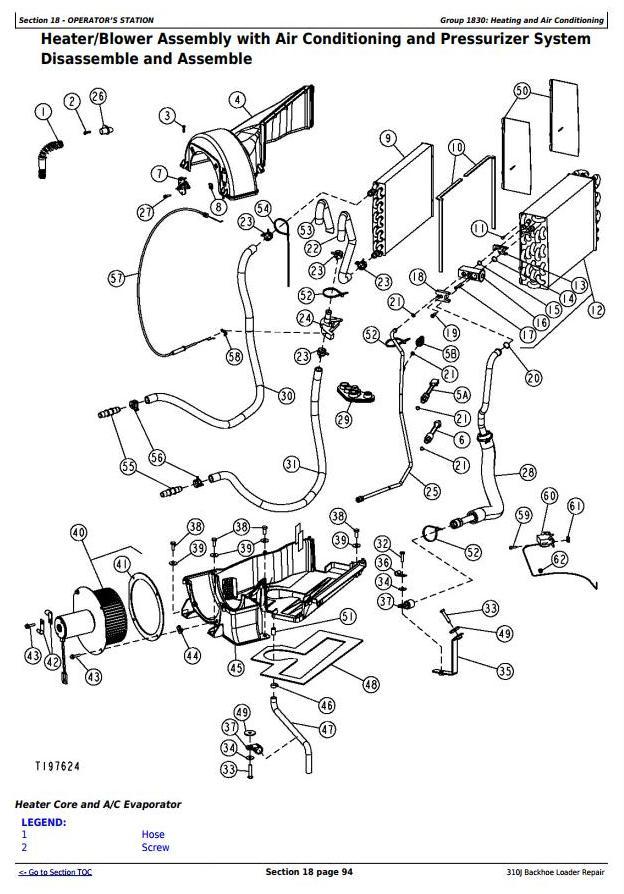 TM10847 - John Deere 310J Backhoe Loader (S.N. from 159760) Service Repair Technical Manual - 3