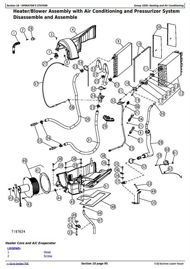 TM10851 - John Deere 410J Backhoe Loader (S.N.from 161617) Service Repair Technical Manual - 3