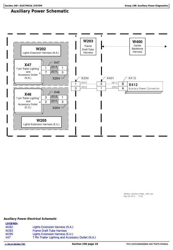 TM111619 - John Deere 1770NT (SN.740101-745000) 24-Row Planter Frame Diagnostic&Tests Service Manual - 3