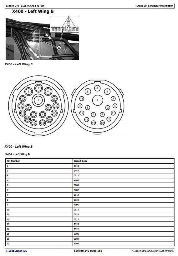 TM111619 - John Deere 1770NT (SN.740101-745000) 24-Row Planter Frame Diagnostic&Tests Service Manual - 1