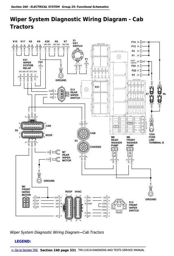 TM112619 - John Deere 5083EN, 5093EN, 5101EN Tractors Diagnostic and Tests Service Manual - 1