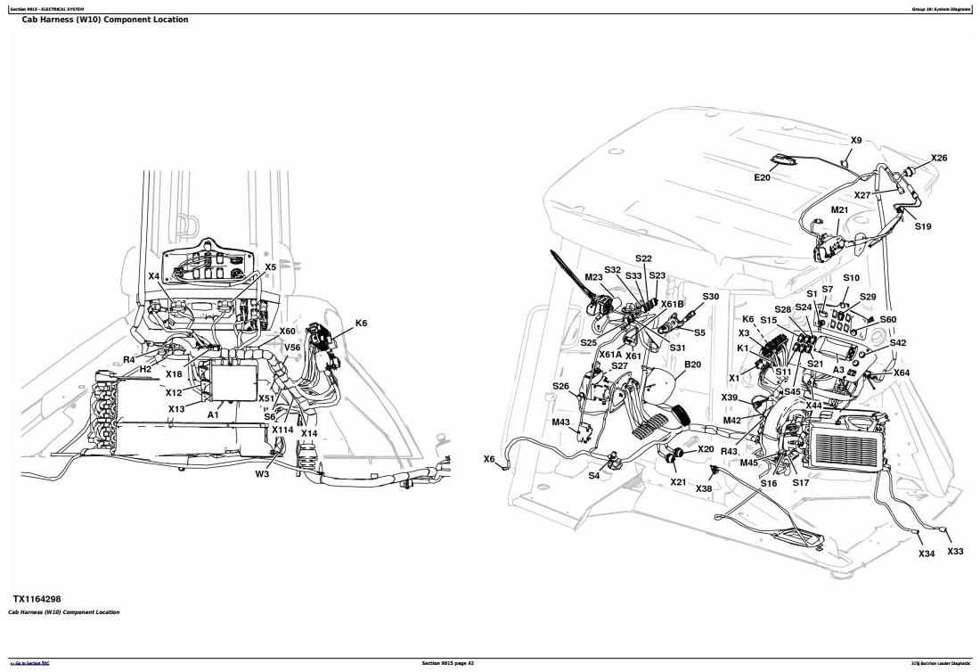 TM11299 - John Deere 325J Side Shift Loader Diagnostic, Operation and Test Service Manual - 1