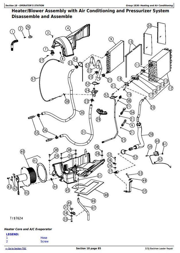 TM11300 - John Deere 325J Side Shift Loader Service Repair Technical Manual - 3