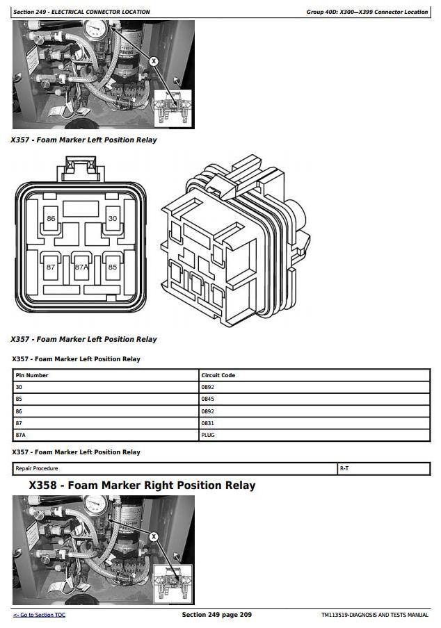TM113519 - John Deere 4940 Self-Propelled Sprayers Diagnostic and Tests Service Manual - 1