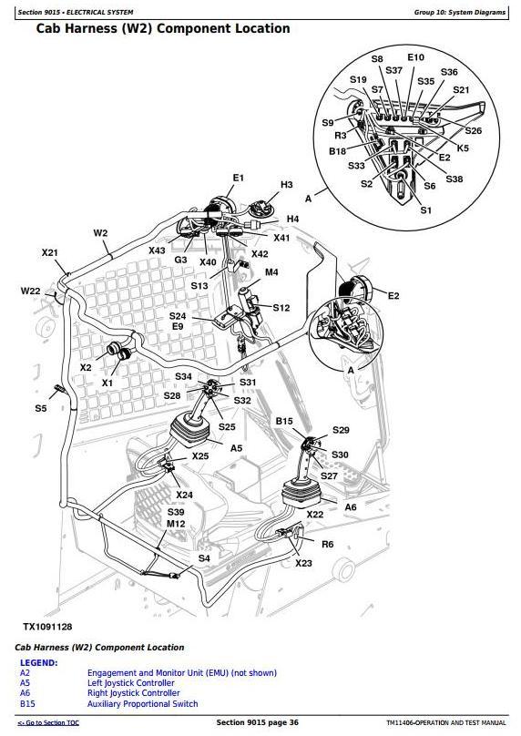 TM11406 - John Deere 318D, 320D Skid Steer Loader with EH Controls Diagnostic & Test Service Manual - 3
