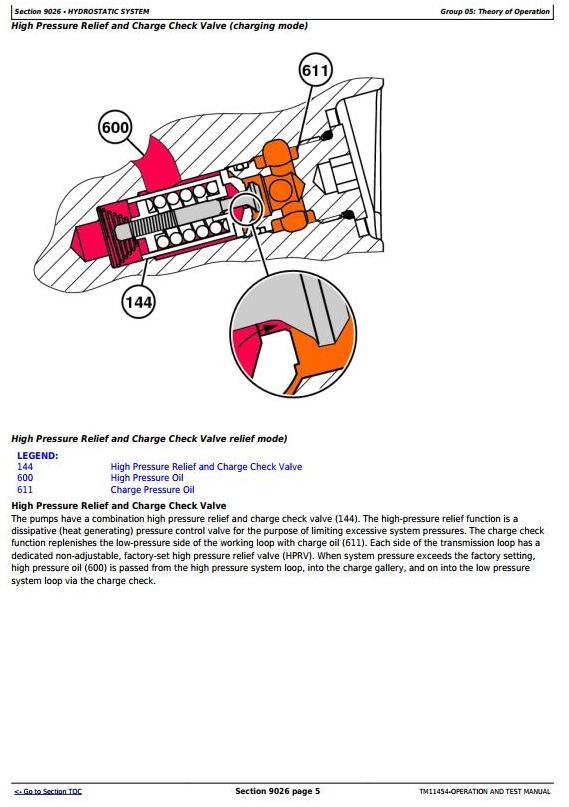 TM11454 - John Deere 329D, 333D Skid Steer Loader w.EH Controls Diagnostic and Test Service Manual - 2