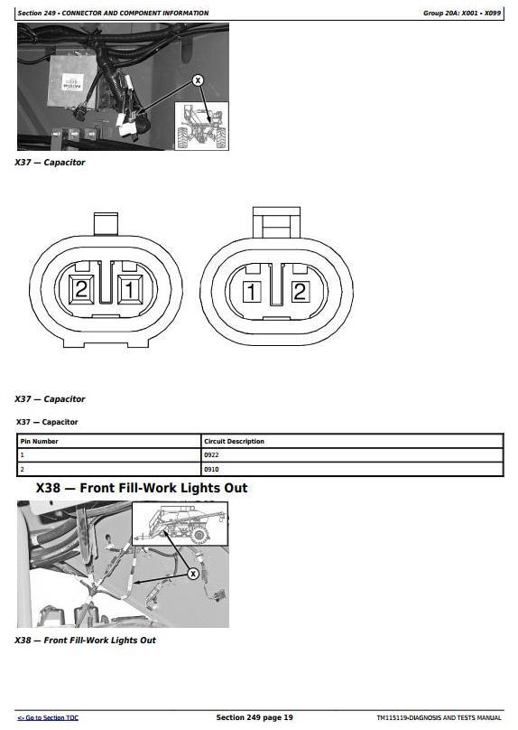 TM115119 - John Deere 1910 (SN.750101-) Hydraulic drv Tow-Between Commodity Air Carts Diagnosis Manual - 1