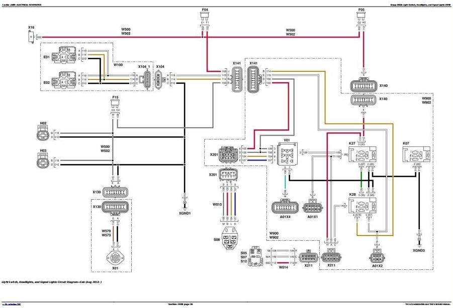 TM116519 - John Deere 5075M, 5085M, 5100M, 5100MH, 5100ML, 5115M, 5115ML Tractors Diagnosis Manual - 3
