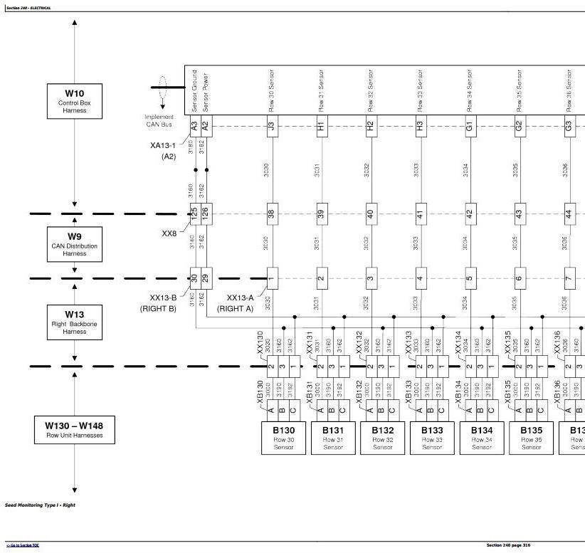 TM117519 - John Deere DB Ser. Planters (SN.745101-750100) SeedStar Frame& Hydraulics Diagnostic Manual - 1