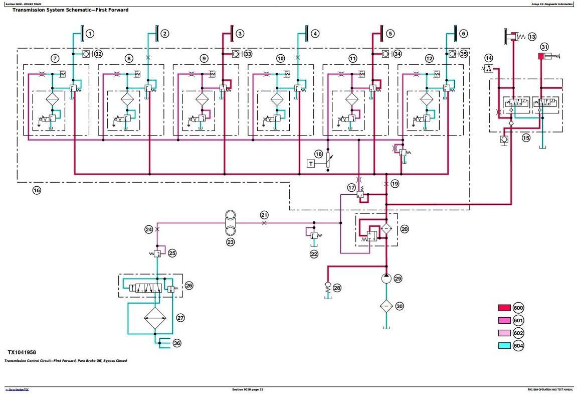 TM12089 - John Deere 444K (SN.642101-670307) 4WD Loader Diagnostic, Operation & Test Service Manual - 2