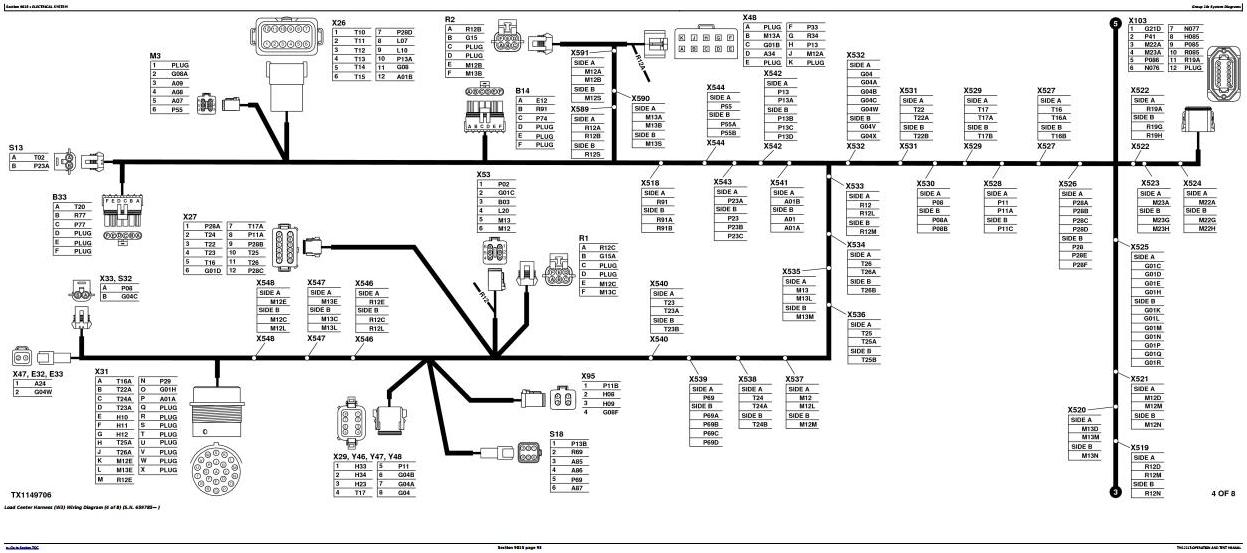 TM12117 - John Deere 844K Series II 4WD Loader (SN.E645194—664097) Diagnostic & Test Service Manual - 1