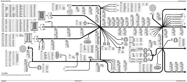 TM12139 - John Deere 770G, 770GP, 772G, 772GP (SN.634380-656507) Motor Grader Diagnostic Service Manual - 1