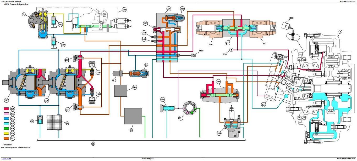 TM12139 - John Deere 770G, 770GP, 772G, 772GP (SN.634380-656507) Motor Grader Diagnostic Service Manual - 2