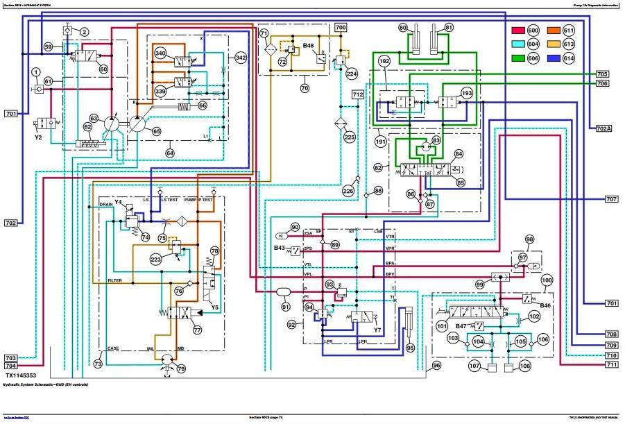 TM12139 - John Deere 770G, 770GP, 772G, 772GP (SN.634380-656507) Motor Grader Diagnostic Service Manual - 3