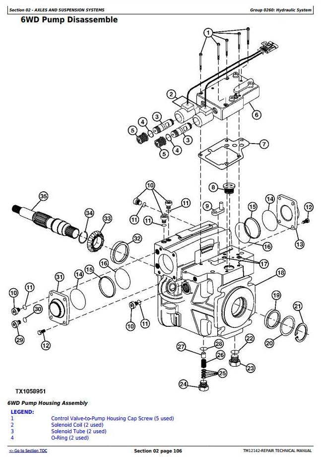TM12142 - John Deere 770G, 770GP, 772G, 772GP (SN.634754—656507) Motor Grader Repair Technical Manual - 2