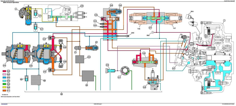 TM12143 - John Deere 870G, 870GP, 872G, 872GP (SN.634380-656507) Motor Grader Diagnostic Service Manual - 2